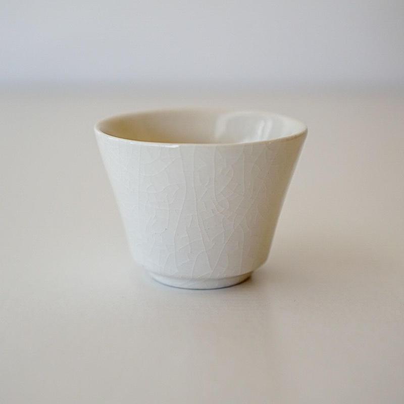 碗   貫入(白)