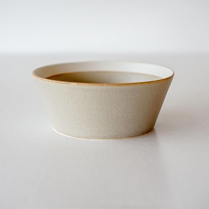 iihoshi yumiko    dishes   ボウルS sand beige