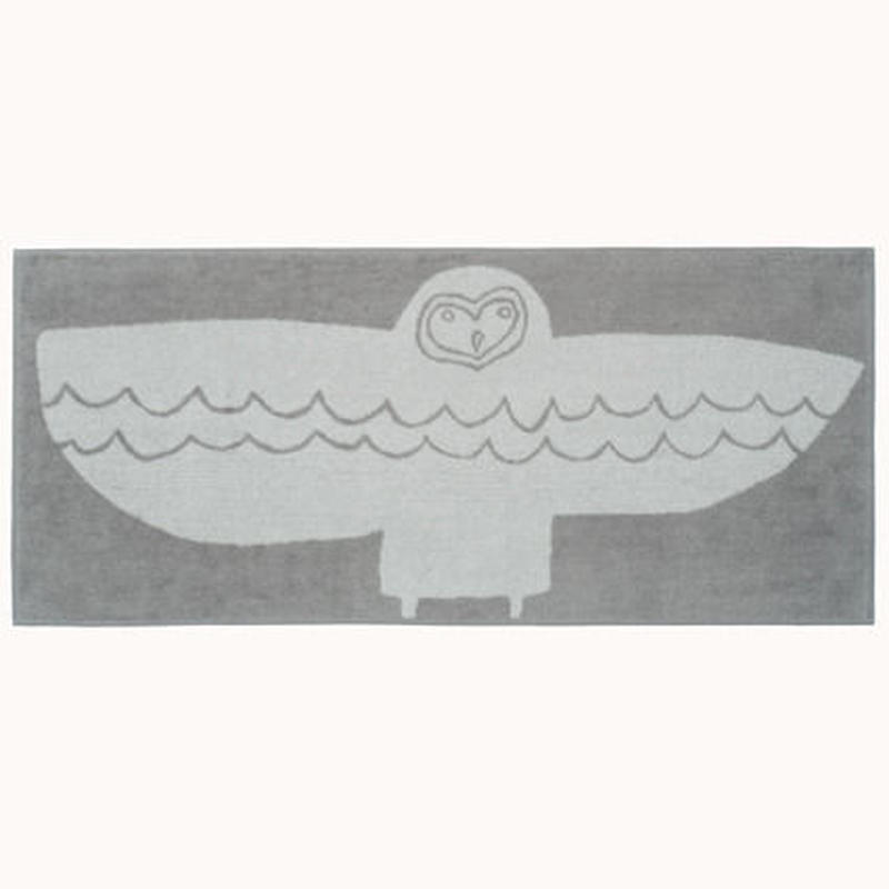 ottaipinu フェイスタオル owl