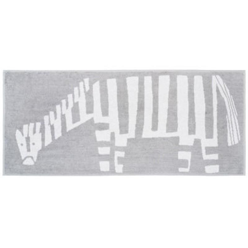 ottaipinu フェイスタオル zebra