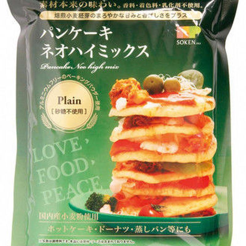 【パンケーキ】ネオハイミックス砂糖不使用400G