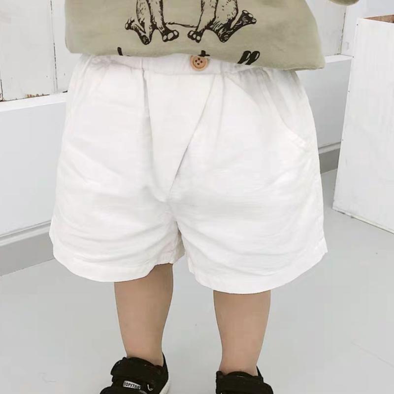【2色展開】ハーフパンツ