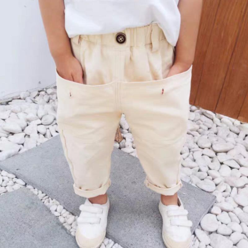 【2色展開】BIGポケットカーゴパンツ