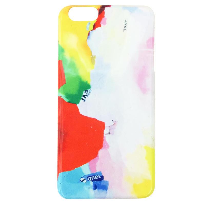 smartphone case white horse L size