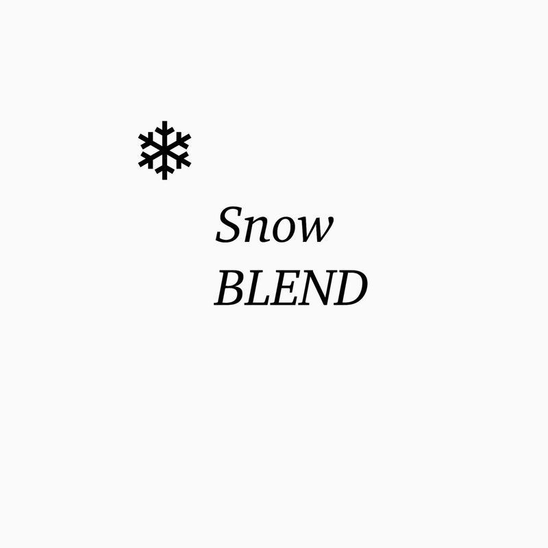 Snow BLEND  200g