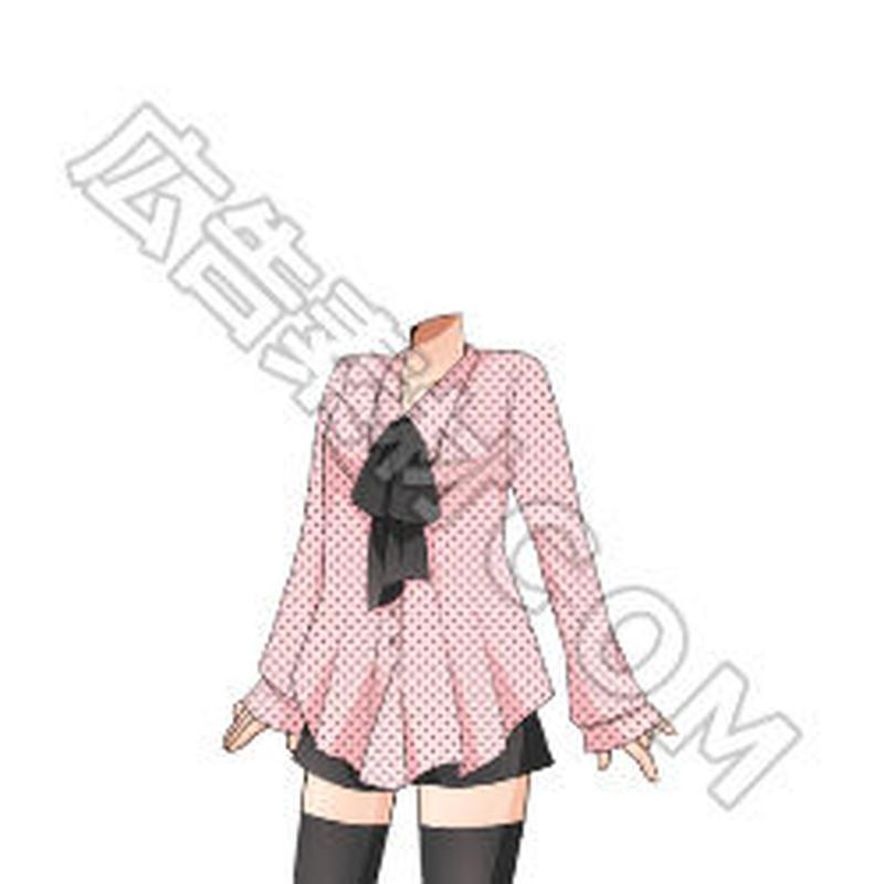 女性衣装23