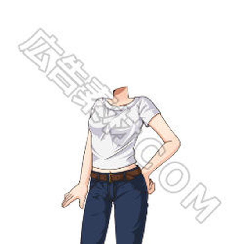 女性衣装5