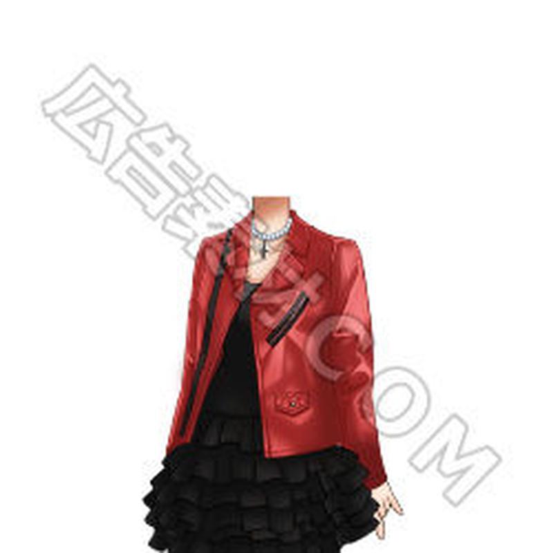 女性衣装4