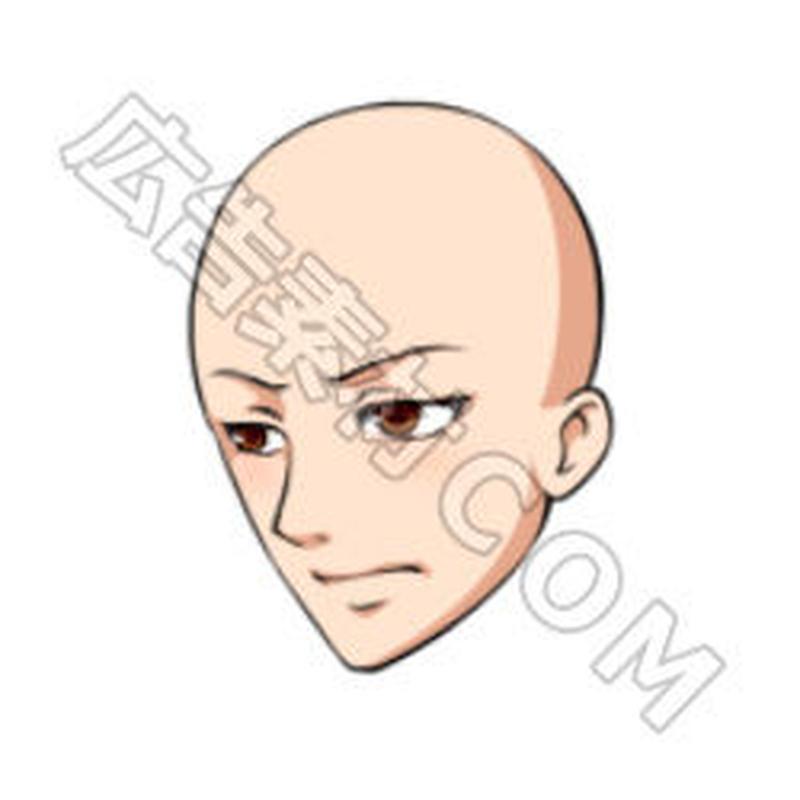 男性の「顔」26