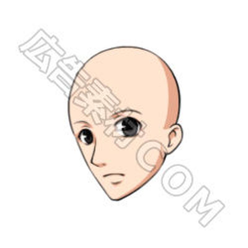 男性の「顔」10