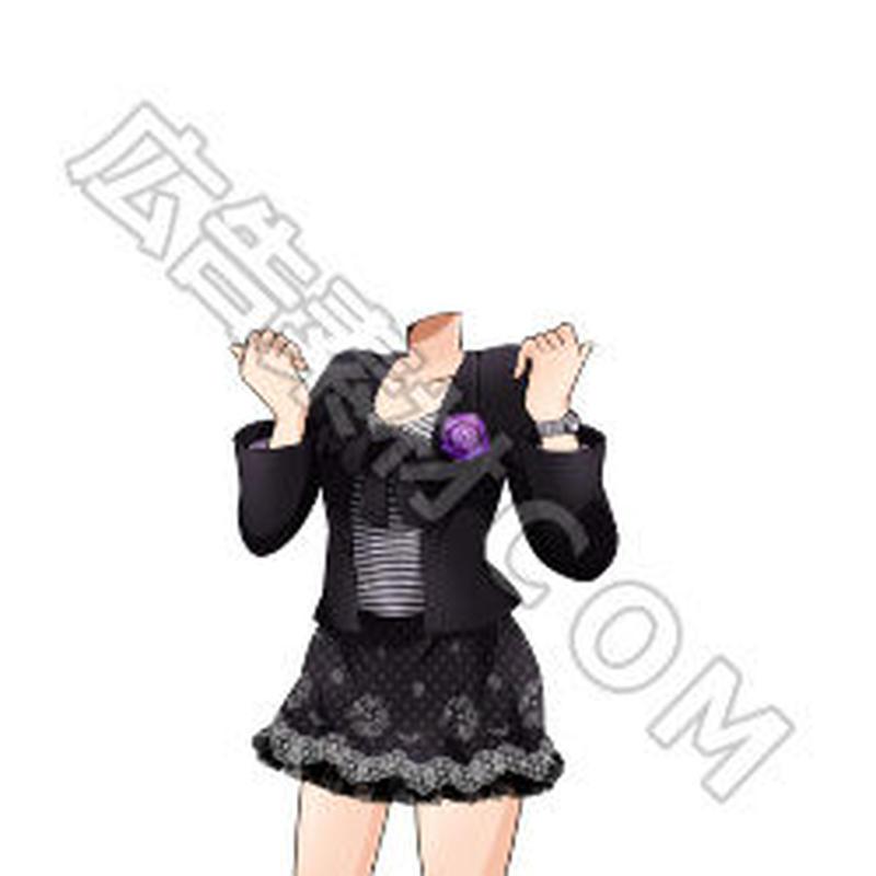 女性衣装27