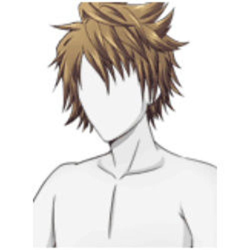 男性のヘアースタイル19