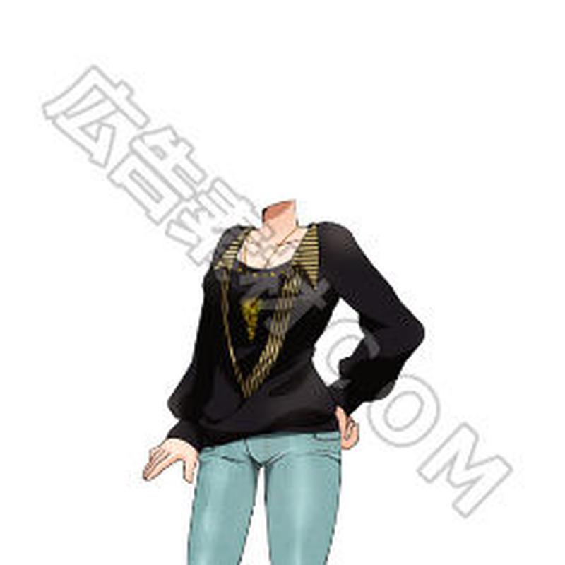 女性衣装28