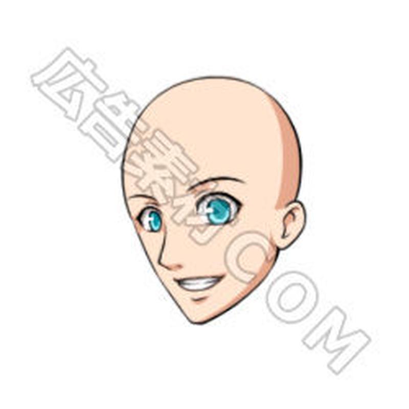 男性の「顔」8