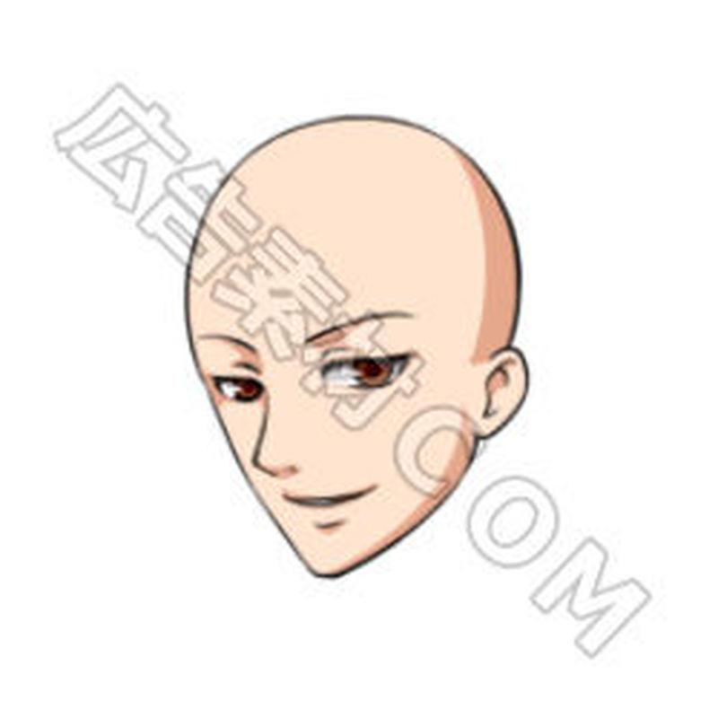 男性の「顔」11