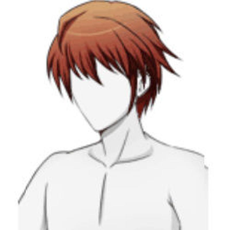 男性のヘアースタイル46