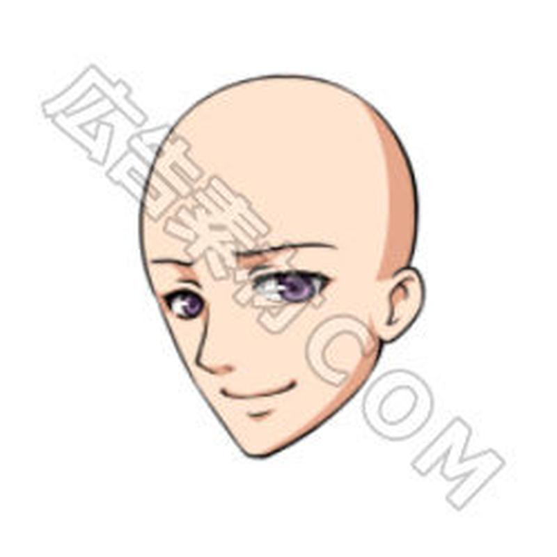 男性の「顔」19