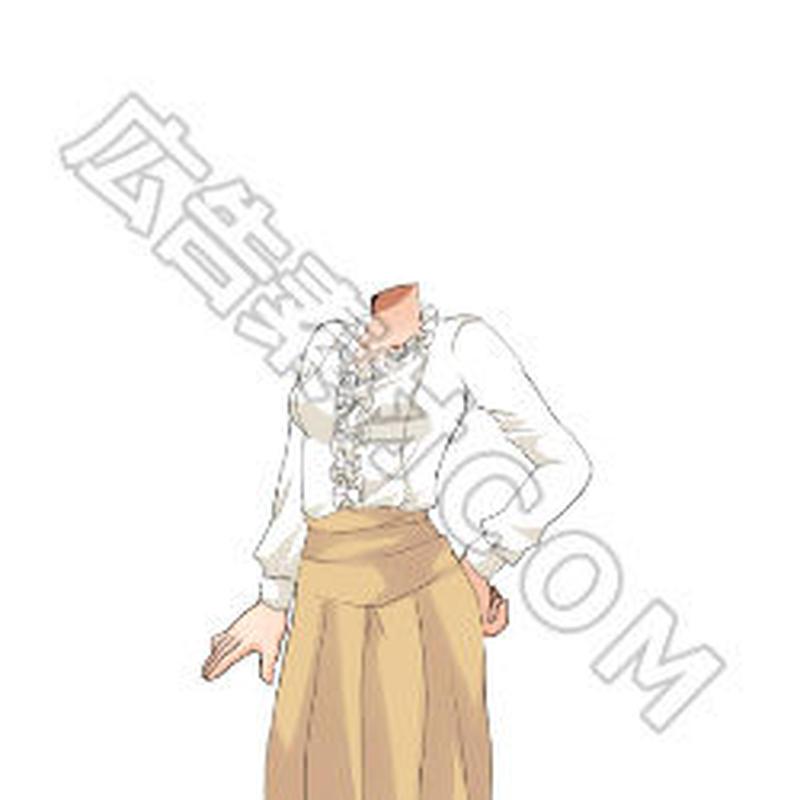 女性衣装16