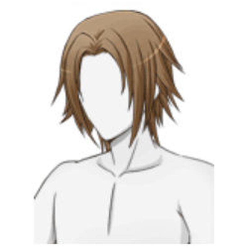 男性のヘアースタイル24