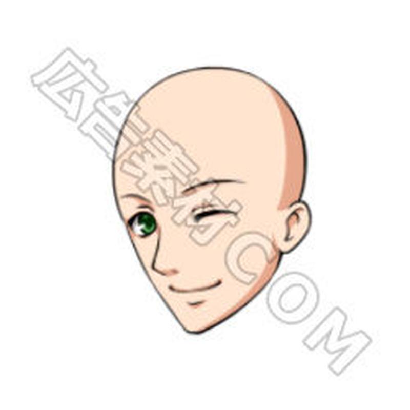 男性の「顔」17