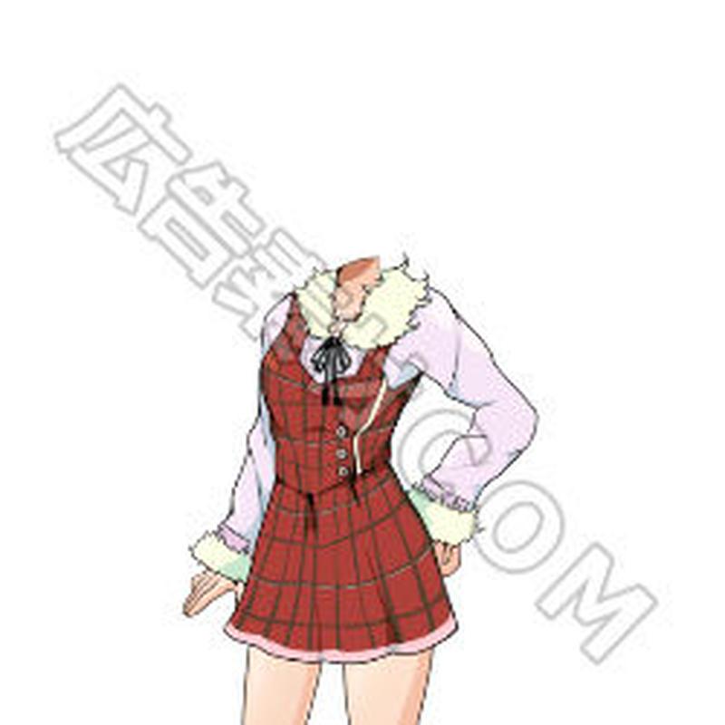 女性衣装10