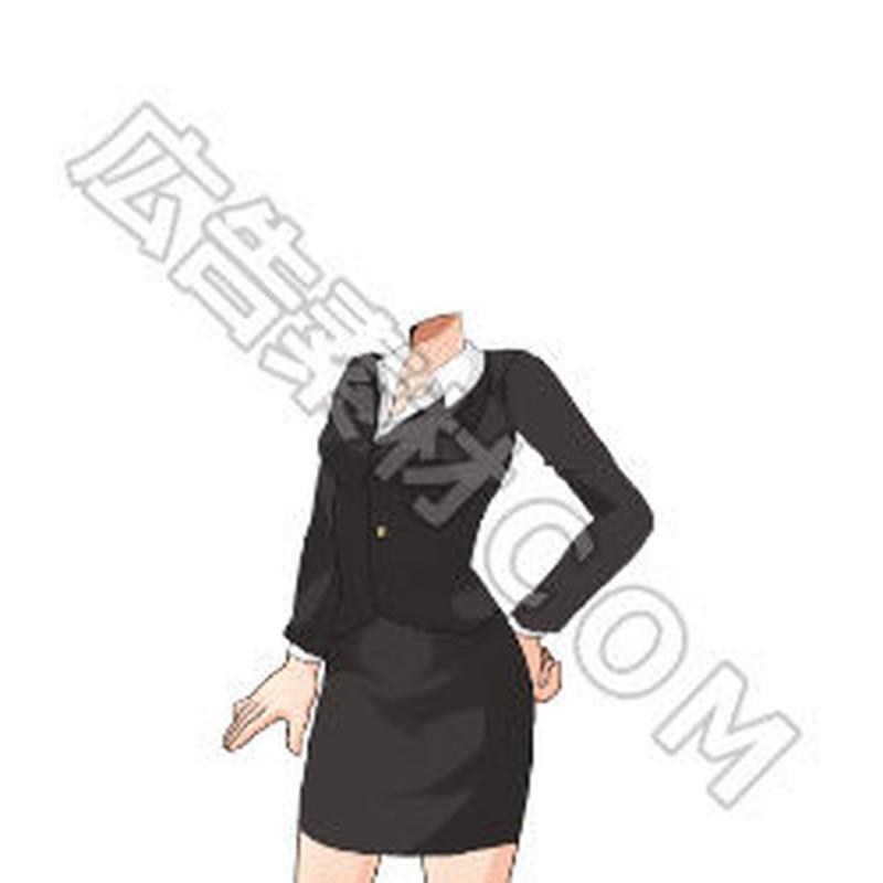 女性衣装17