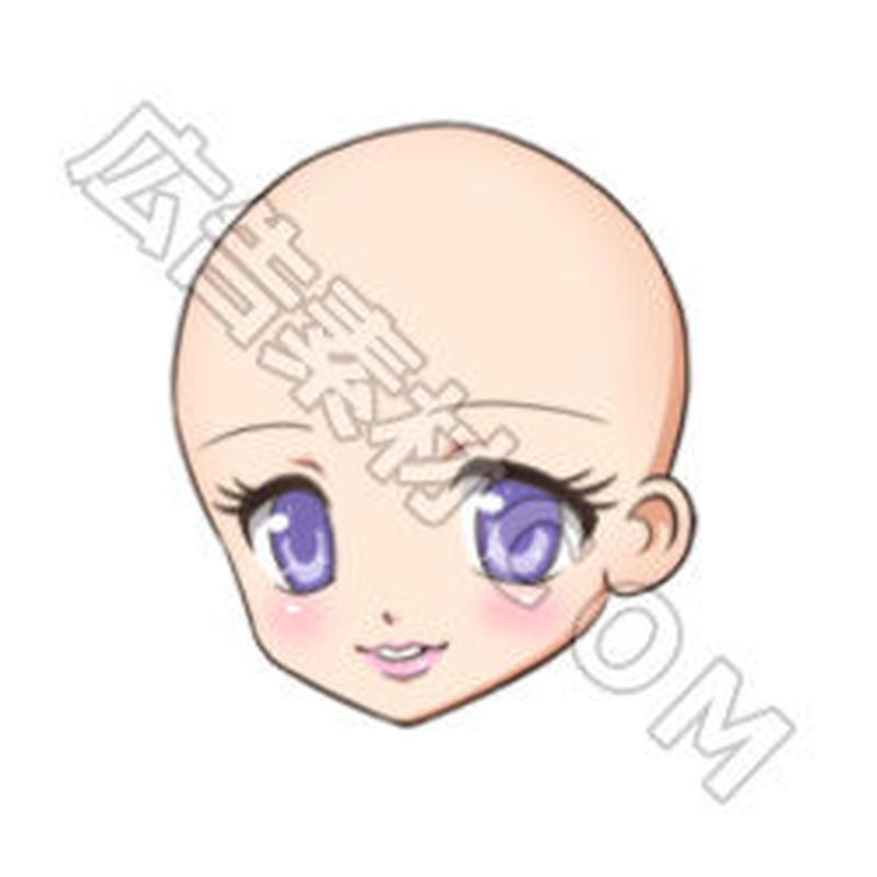 女性の「顔」12