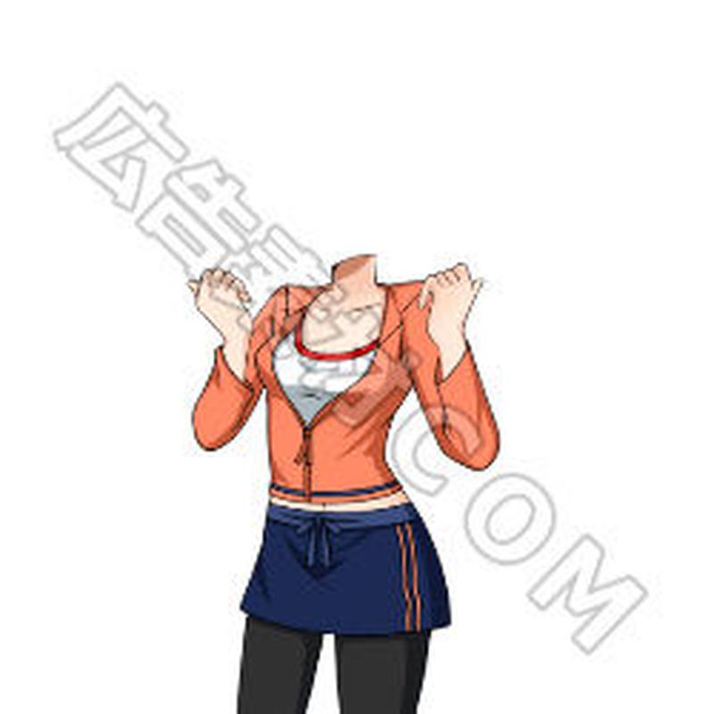 女性衣装2
