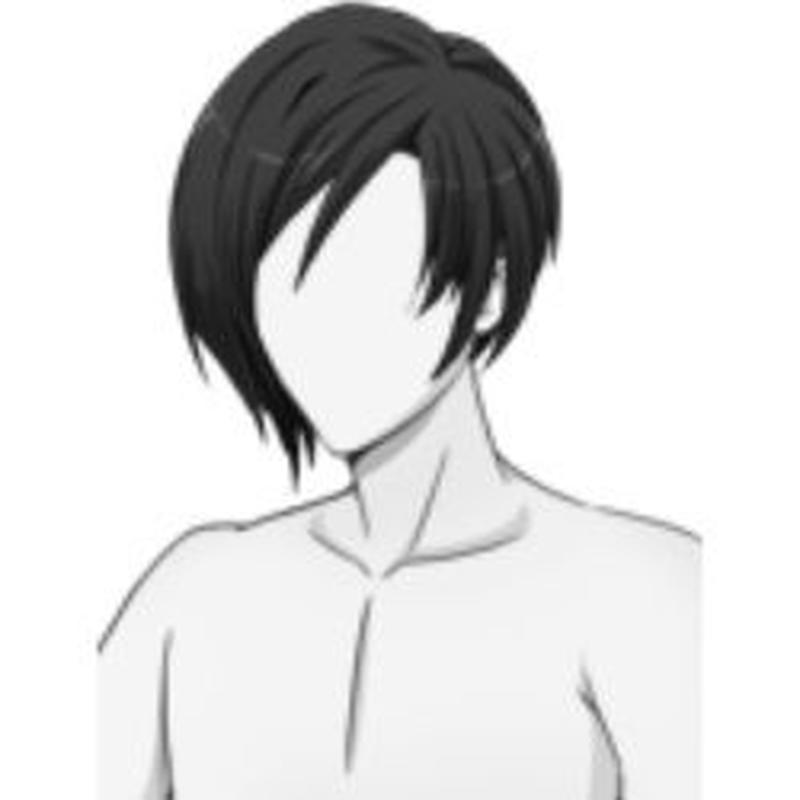 男性のヘアースタイル21
