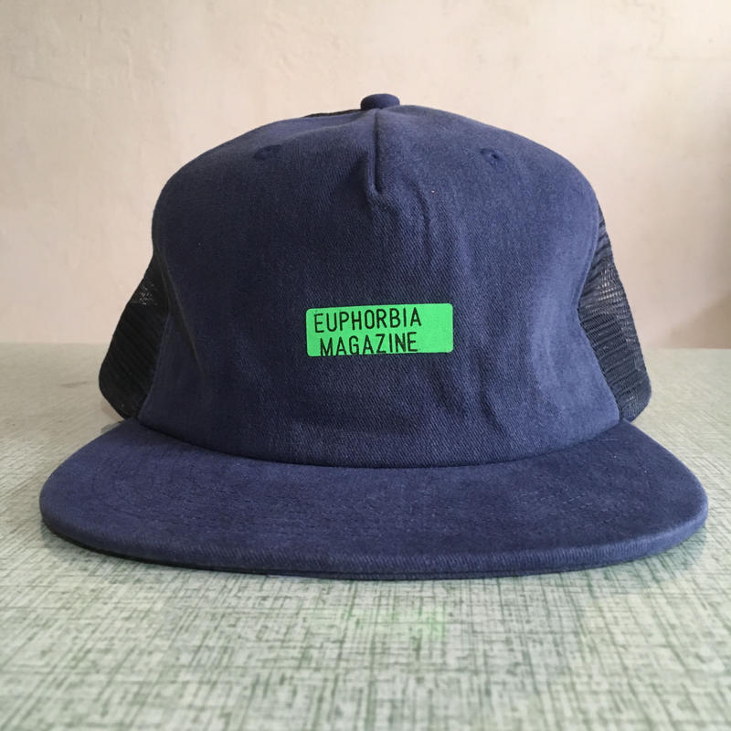 024  Euphorbia Magazine Mesh Hat