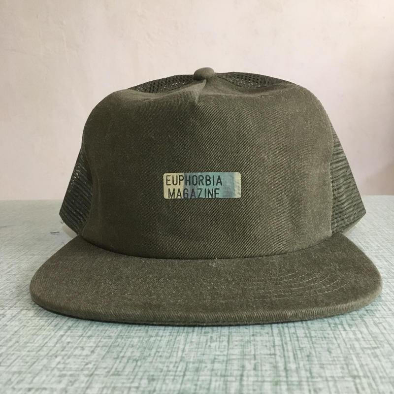 27 Euphorbia Magazine Mesh Hat