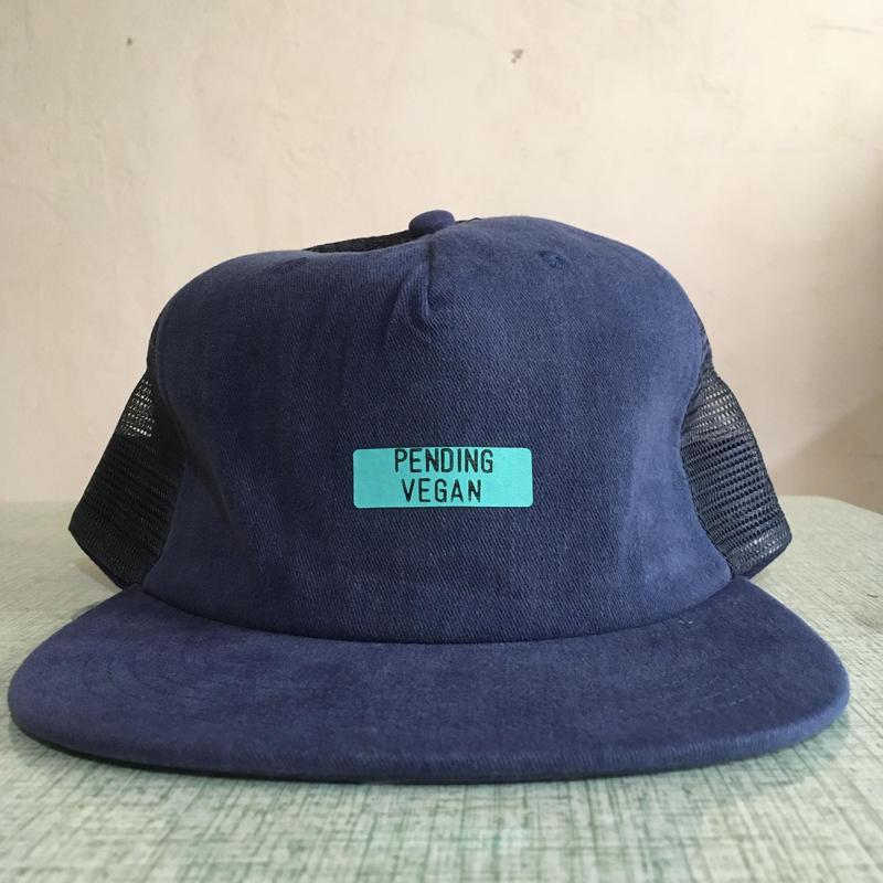 025 Vegan Mesh Hat
