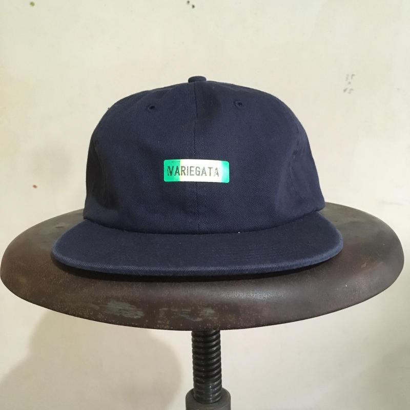 015 VARIEGATA CAP Navy