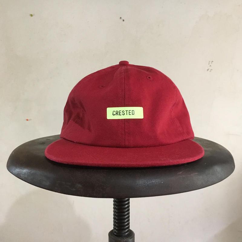 004-CRESTED CAP