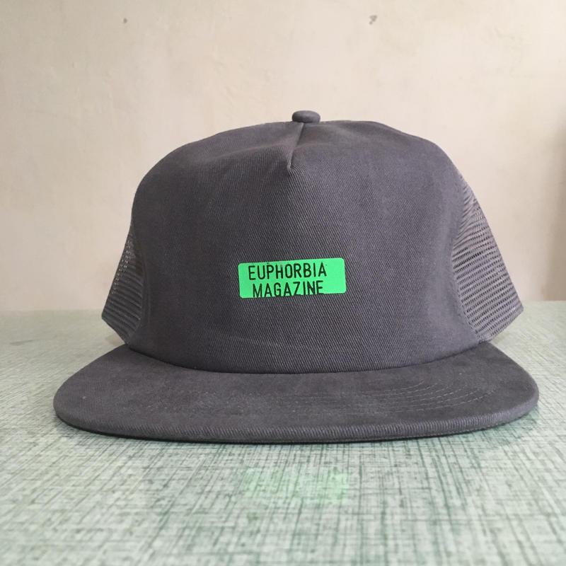 019 Euphorbia Magazine Mesh Hat