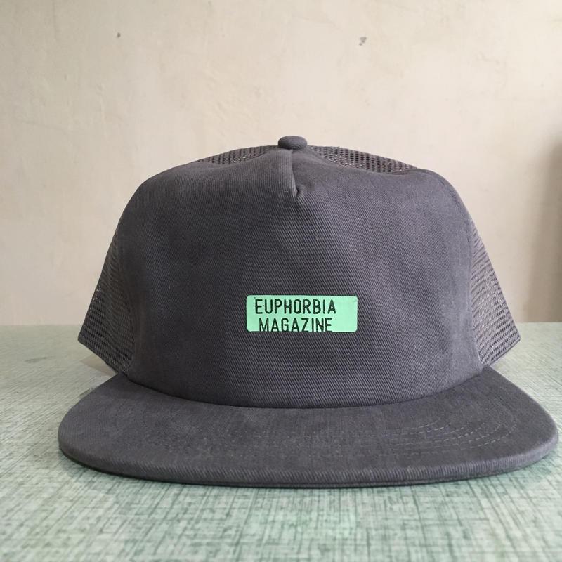 020 Euphorbia Magazine Mesh Hat