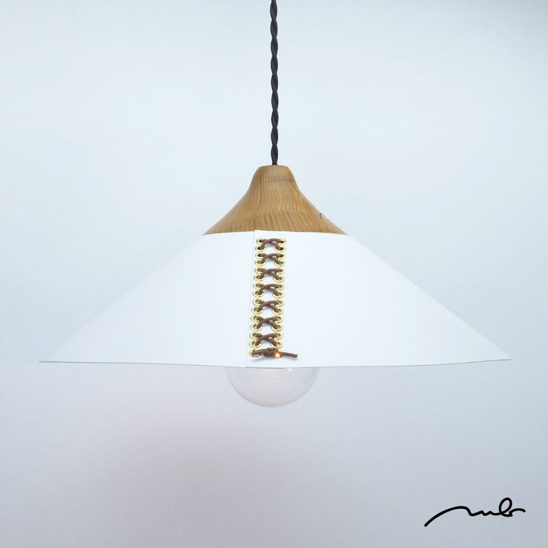 LAMP SHADE / WHITE