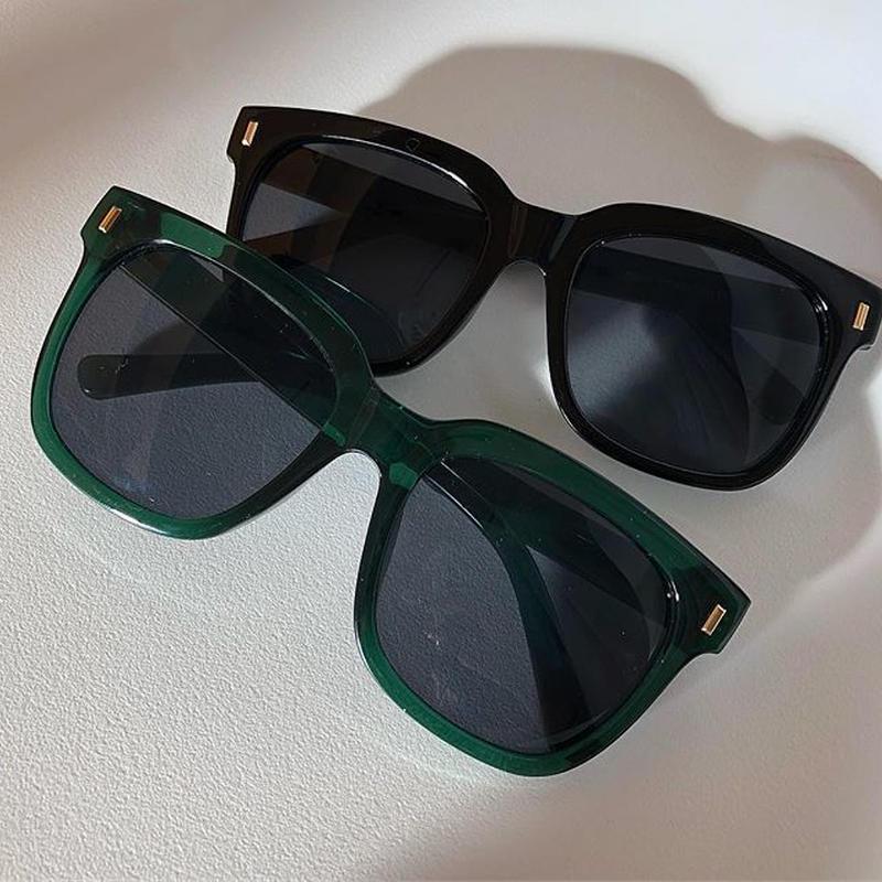 clear square sunglasses