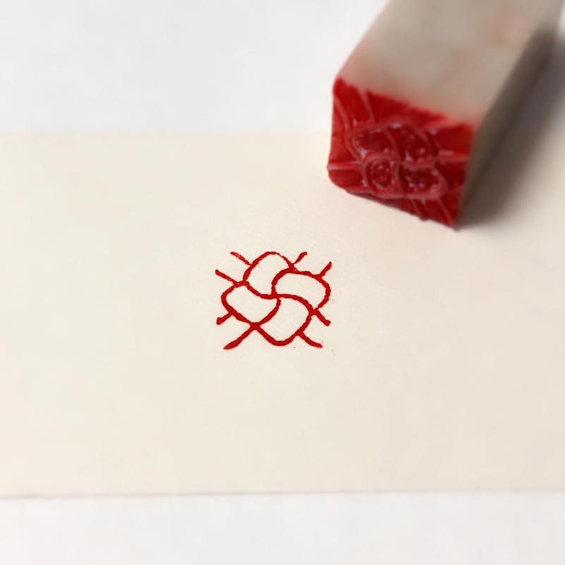『Stitching』          Stitching seal