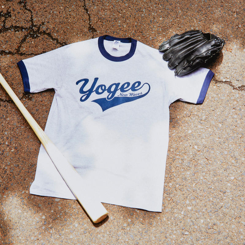 【EC限定】Baseball Ringer Tee  〈Gray×Black〉