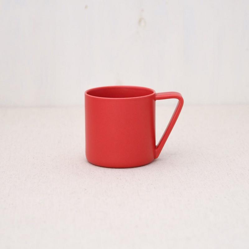 2016/ 藤城成貴 マグカップ(red)