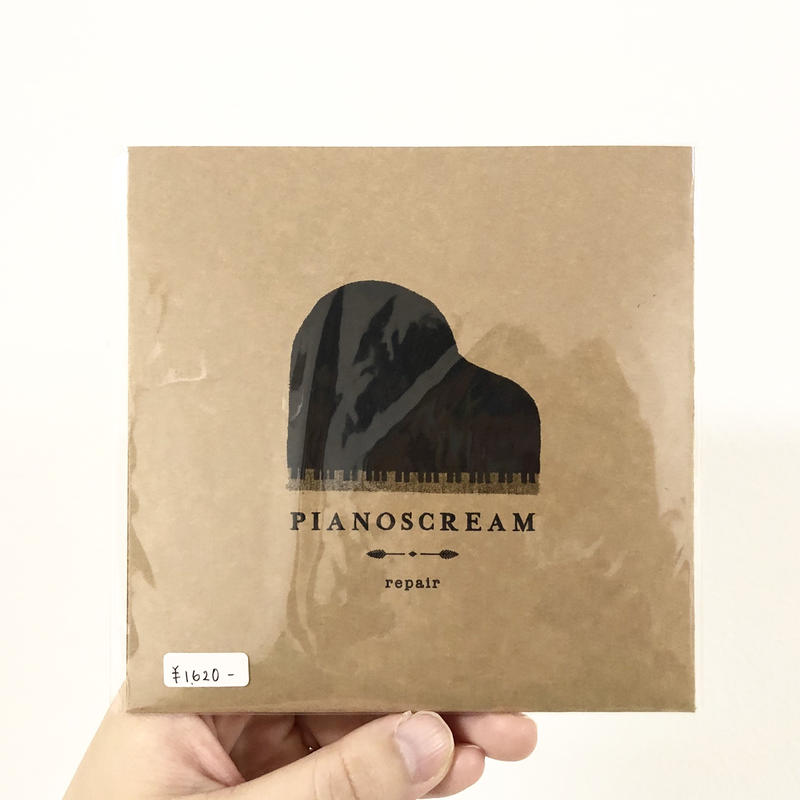 【CD】 PIANOSCREAM