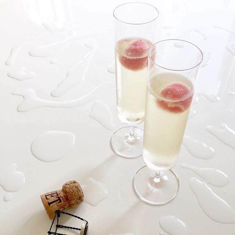 TIME & STYLE シャンパングラス【RAISIN】vin mousseux