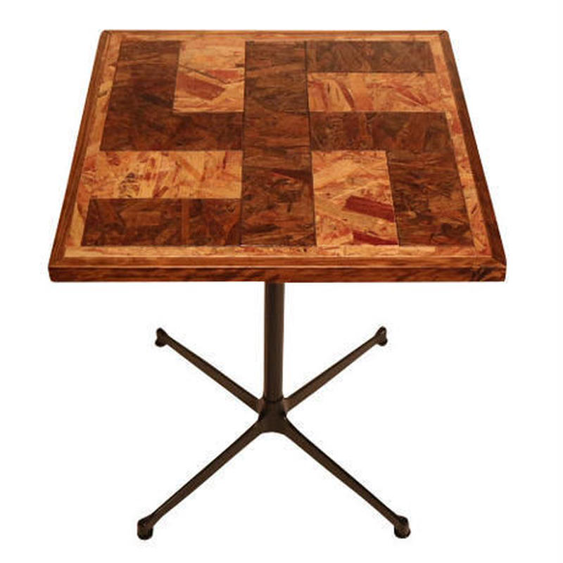 OSB SQUARE TABLE SWASTIKA