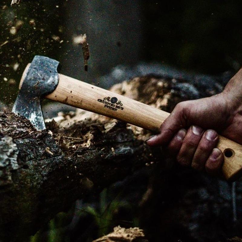 Gransfors Bruk (Gransfors Bruks) グレンスフォシュ ワイルドライフ ハチェット (斧)