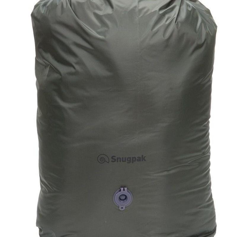 Snugpak エアバルブ付ドライサック(ドライバッグ)