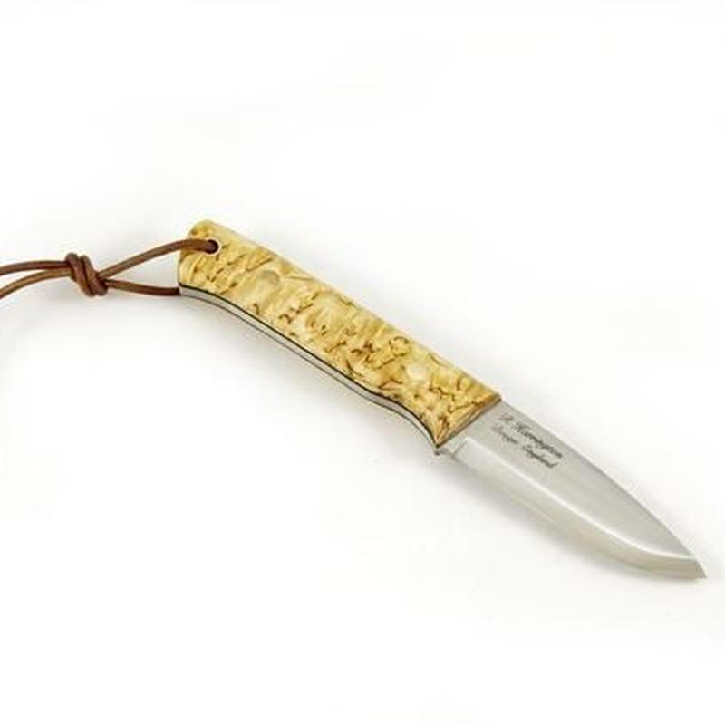ウッズマン (ロジャー ハリントン コラボモデル) ブッシュクラフトナイフ