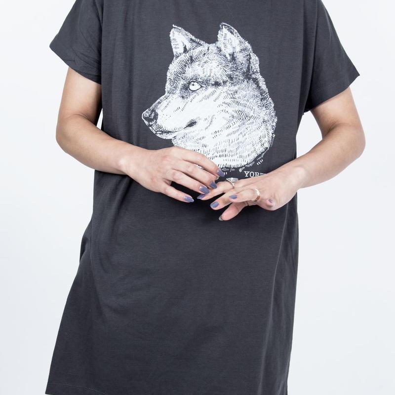オオカミワンピース