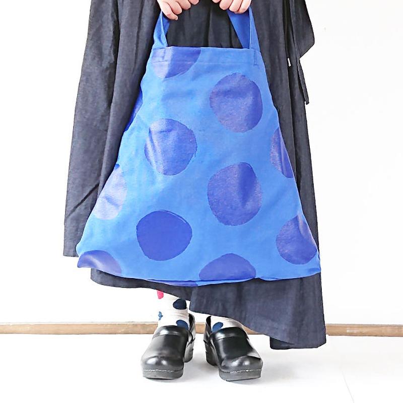 grin★グリン★8号帆布三角DOTバッグ