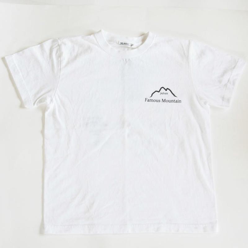 完売致しました*ユニセックス*DE-NA-LI★デナリ★Rabbit Hutch別注Printed T-shirt